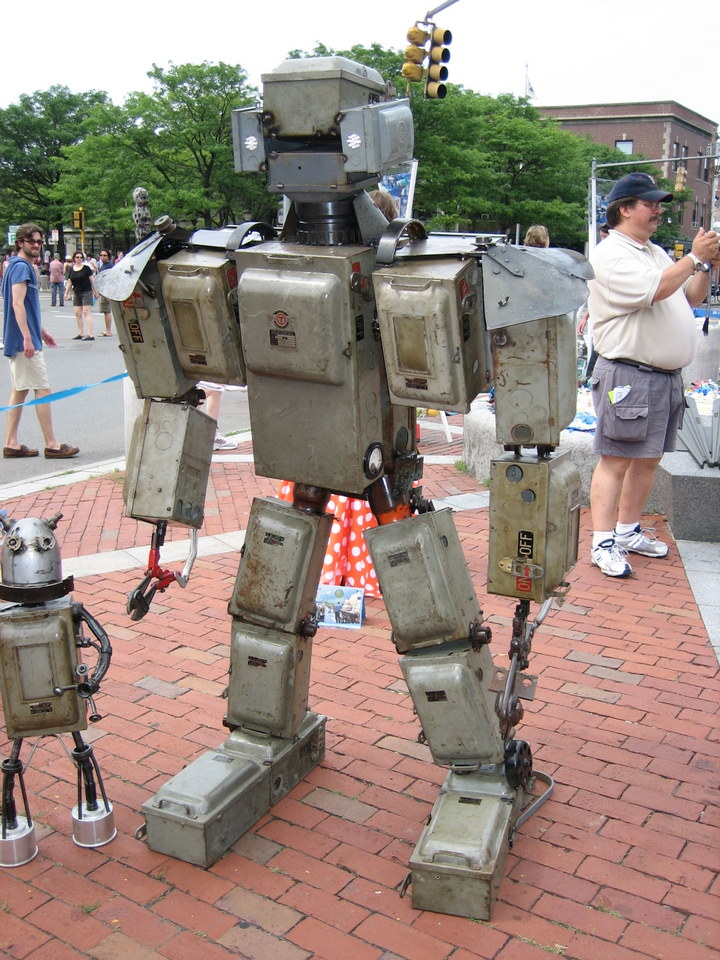 MOBOT at Artbeat
